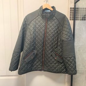 Free Country quilted jacket - 2X